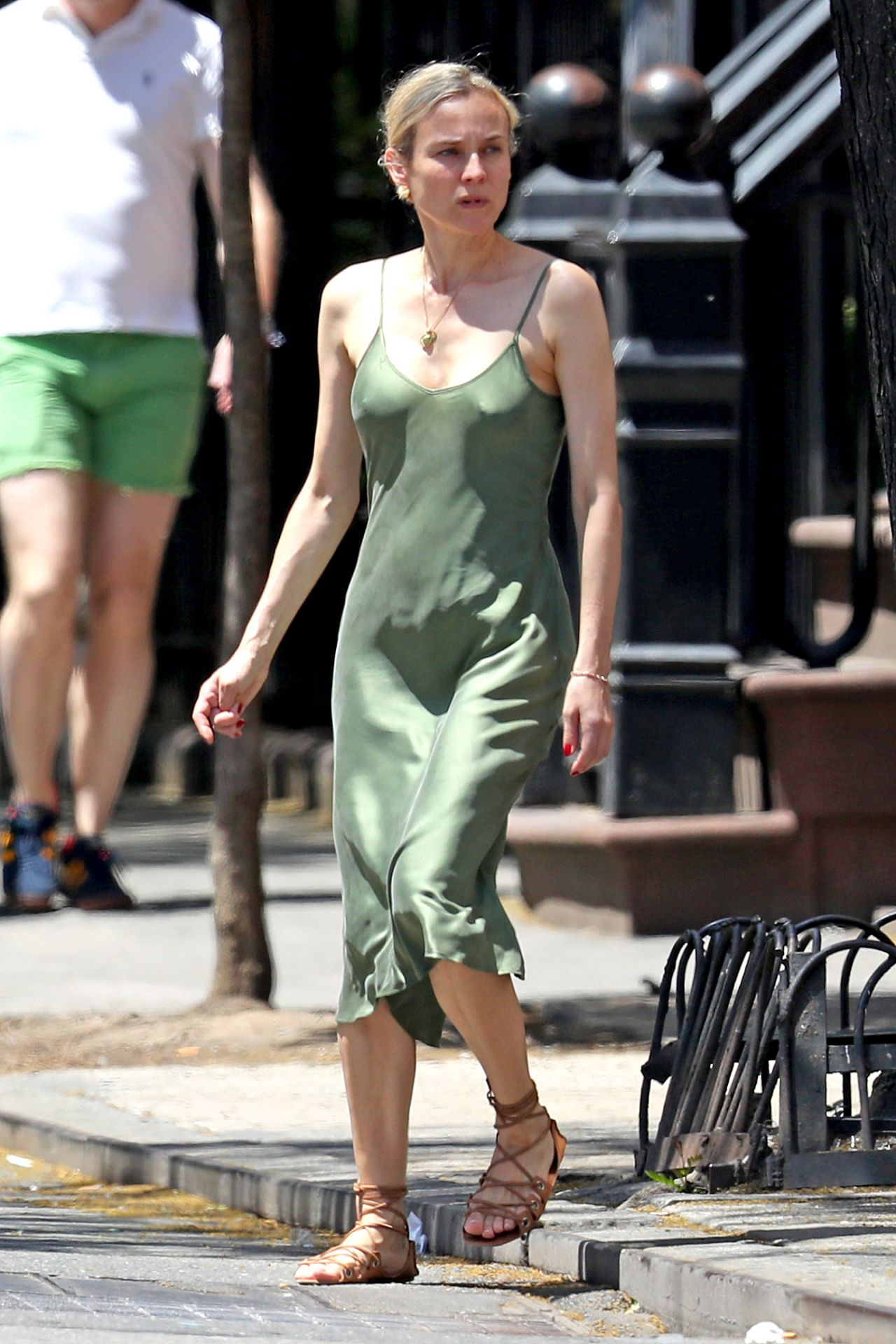 Diane Kruger Out In Nyc 05 28 2019