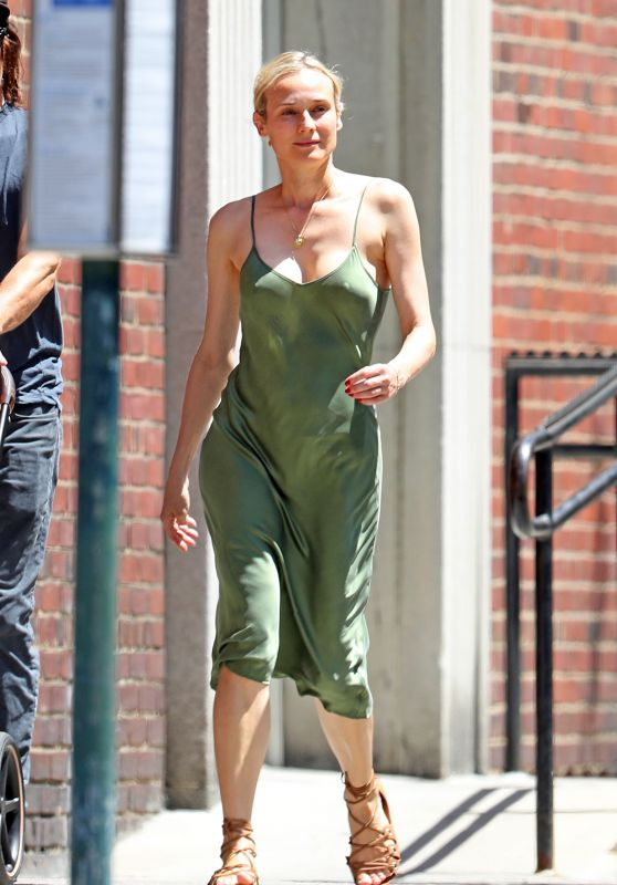 Diane Kruger - Out in NYC 05/28/2019
