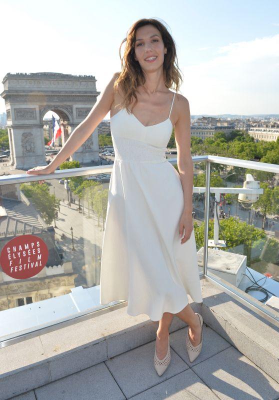 Doria Tillier - 8th Edition of the Champs-Élysées Film Festival Opening Cocktail Party in Paris
