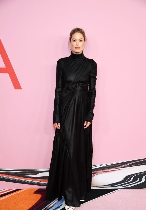 Doutzen Kroes – 2019 CFDA Fashion Awards in NYC