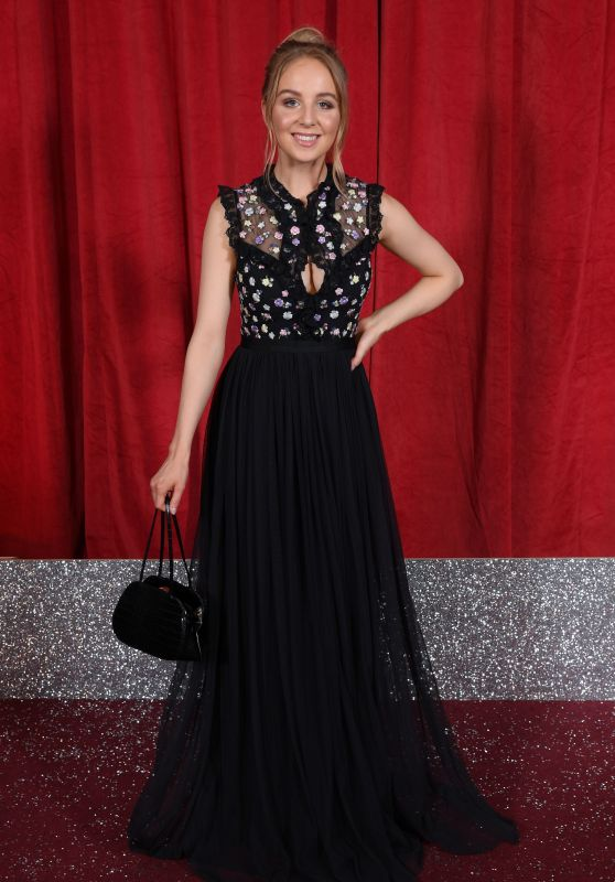 Eden Taylor-Draper – British Soap Awards 2019