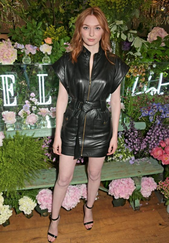 Eleanor Tomlinson - The ELLE List in Association with MAGNUM Ice Ccream in London 06/19/2019