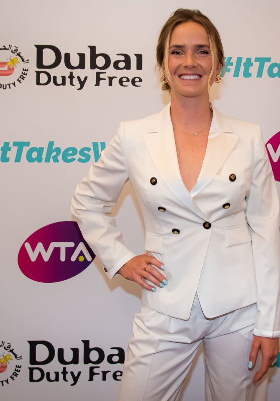 Elina Svitolina – Dubai Duty Free WTA Summer Party in London 06/28/2019