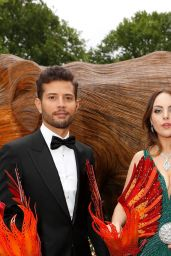 Elizabeth Gillies - The Animal Ball Presented by Elephant Family in London 06/13/2019