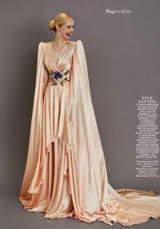 Elle Fanning - Madame Figaro 06/07/2019