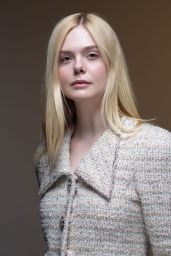 Elle Fanning - The Hollywood Reporter May 2019