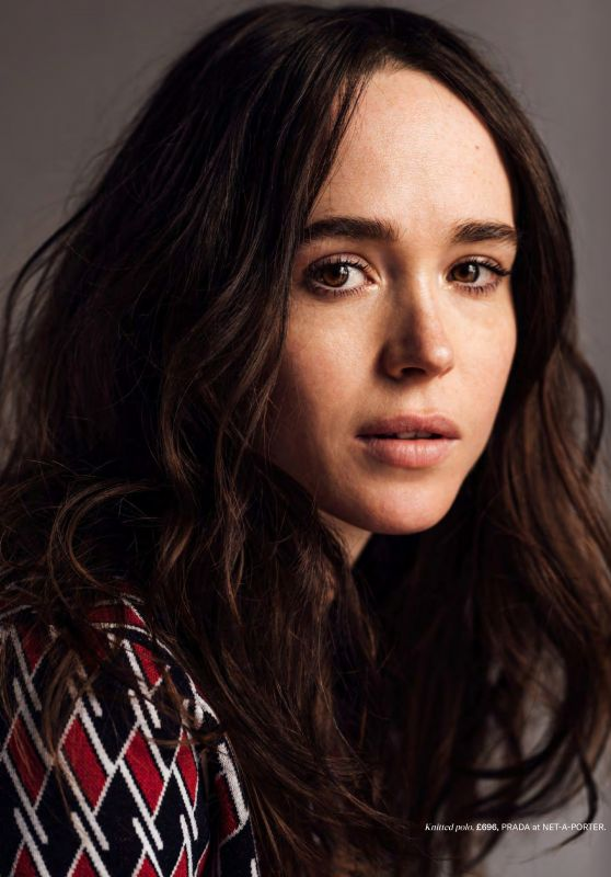 Ellen Page - Gay Times Issue 493, 2019