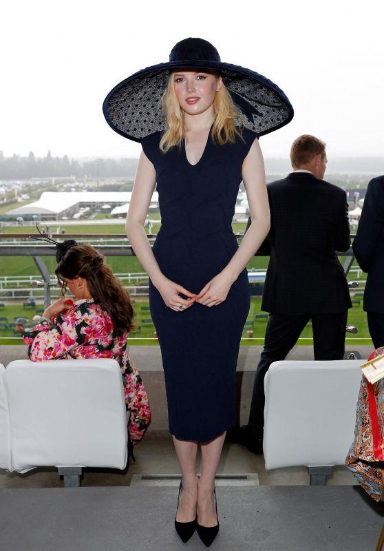 Ellie Bamber - Royal Ascot Fashion Day 2