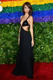 Emily Ratajkowski - 2019 Tony Awards in New York