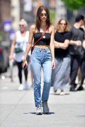 Emily Ratajkowski Street Style 06/08/2019