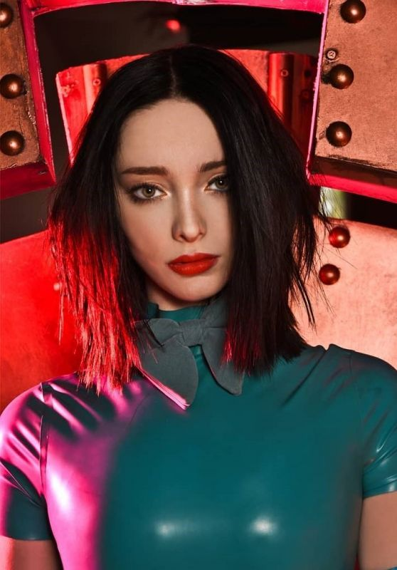 Emma Dumont – Photoshoot for A Book of Emma Dumont 2019 (more photos)