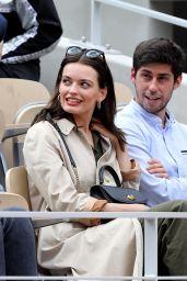 Emma Mackey - French Tennis Open at Roland Garros in Paris 06/08/2019