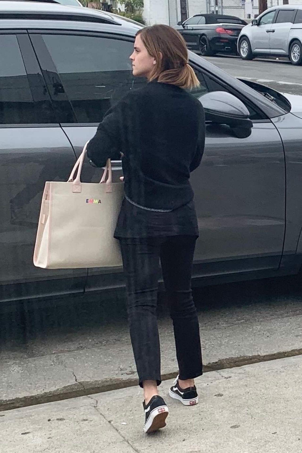 Emma Watson Out in Venice 06162019