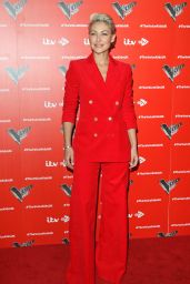 Emma Willis – The Voice Kids UK Photocall in London 06/06/2019