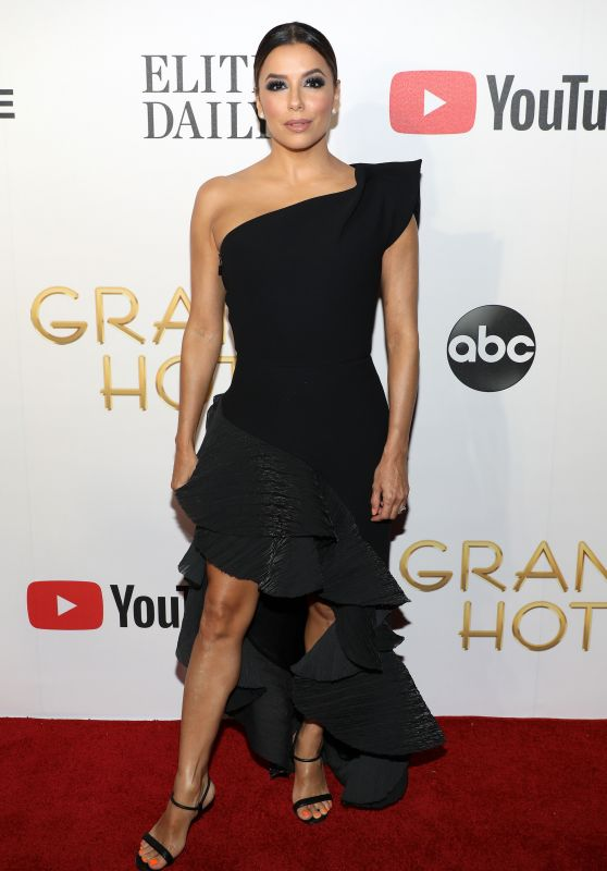 "Eva Longoria - ""Grand Hotel"" Red Carpet in Miami"