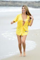 Farrah Abraham in Bikini at the Beach in LA 06/13/2019