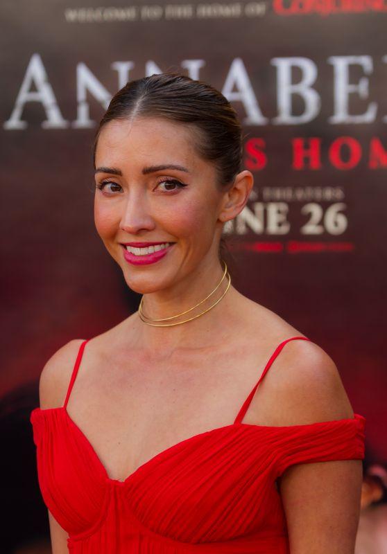 "Fernanda Romero – ""Annabelle Comes Home"" Premiere in Westwood"