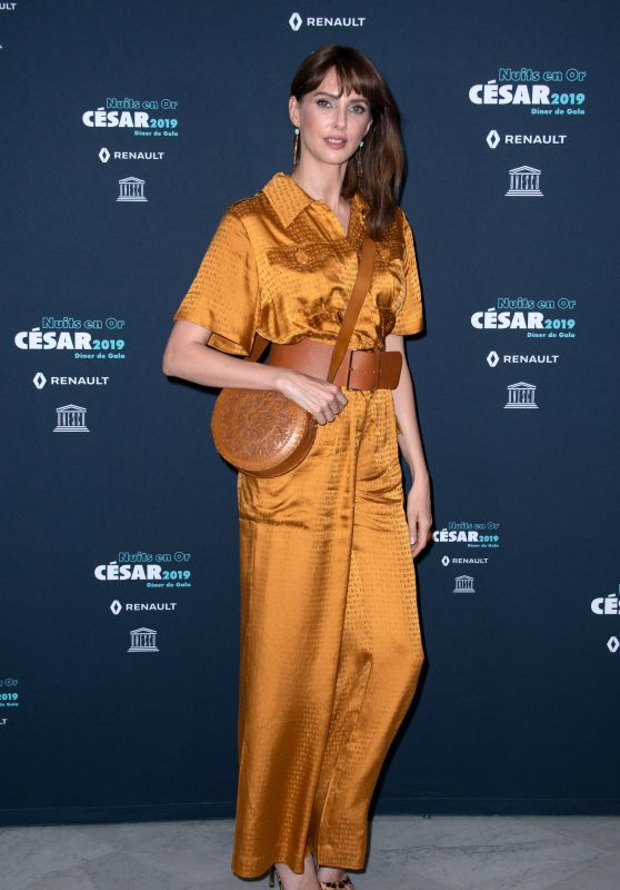 Frederique Bel – Les Nuits en Or 2019 Photocall at Unesco in Paris