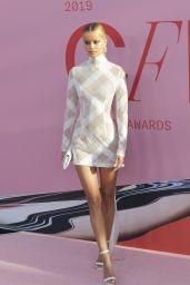 Frida Aasen – 2019 CFDA Fashion Awards in NYC