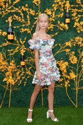 Frida Aasen – 2019 Veuve Clicquot Polo Classic in NY