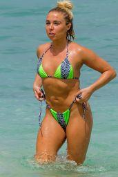 Gabby Allen in Bikini - Barbados 06/20/2019