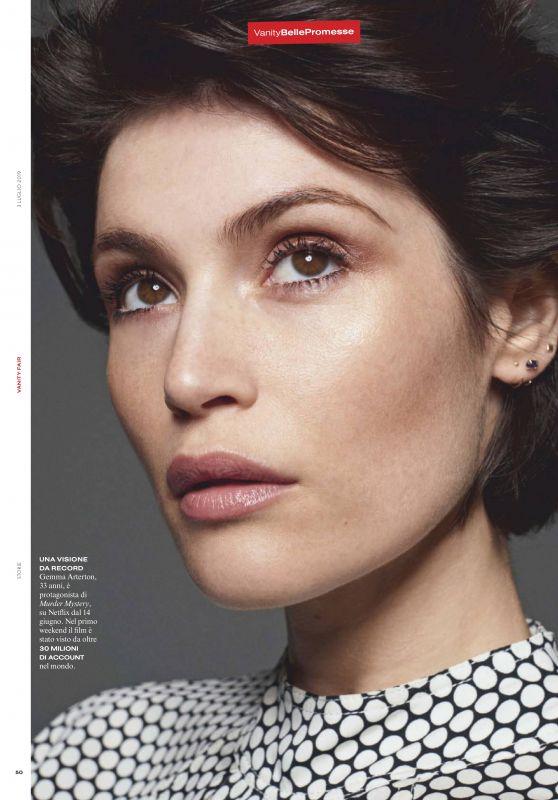 Gemma Arterton - Vanity Fair Magazine Italy 07/03/2019