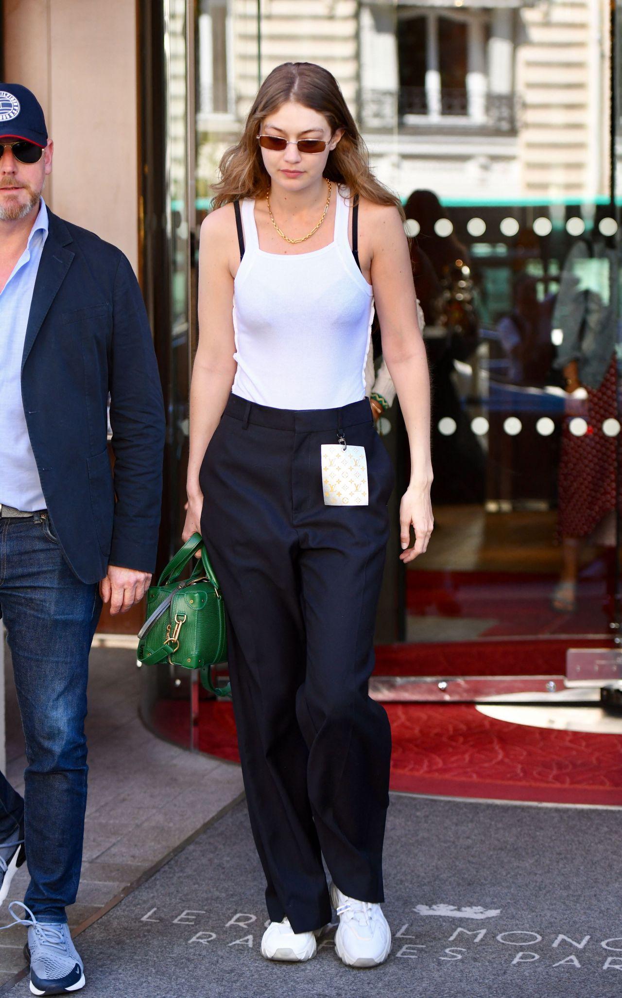 Gigi Hadid Street Style 06/21/2019
