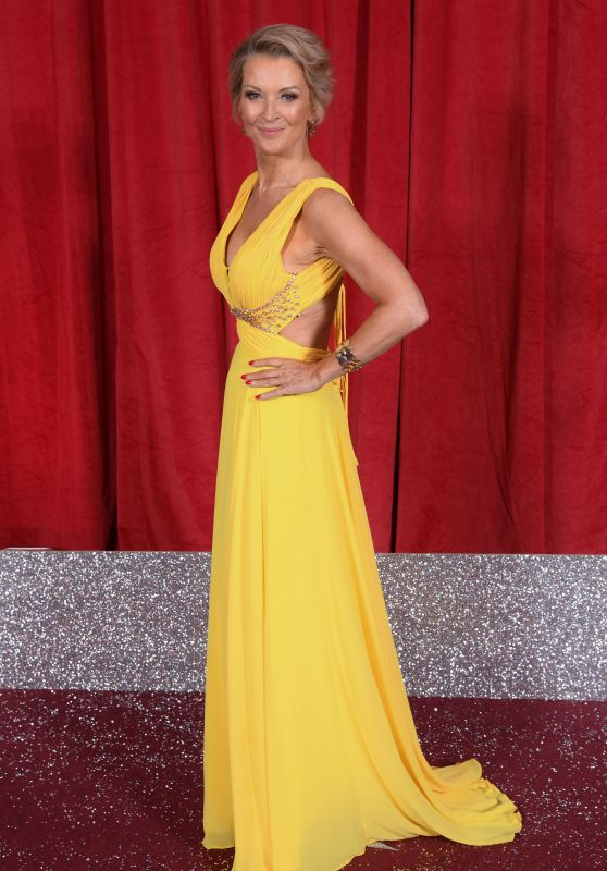 Gillian Taylforth – British Soap Awards 2019