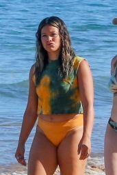 Gina Rodriguez - Beach in Maui 06/17/2019