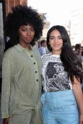Hafsia Herzi - Lanvin Menswear Spring Summer 2020 Show in Paris