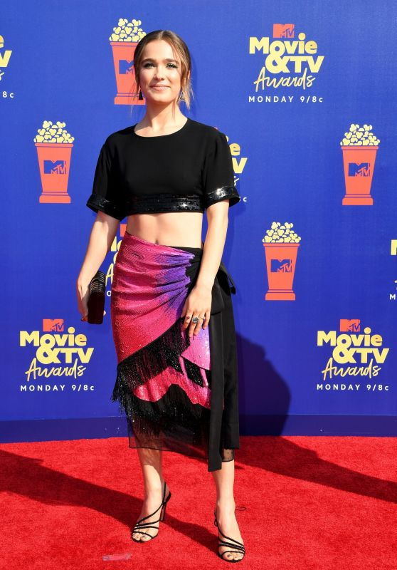 Haley Lu Richardson – 2019 MTV Movie & TV Awards in LA