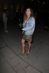 "Haley Lu Richardson - Outside the Premiere of ""Child"