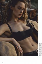 Hannah Ferguson - Vogue Mexico June 2019 Issue