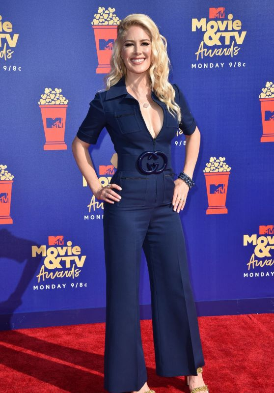 Heidi Montag – 2019 MTV Movie & TV Awards in LA