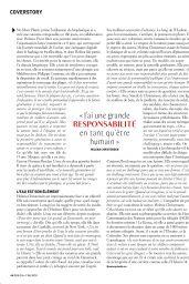 Helena Christensen - Grazia France 06/07/2019 Issue