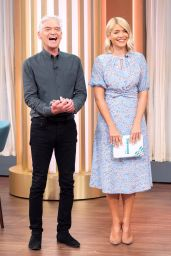 Holly Willoughby - This Morning TV Show in London 06/18/2019