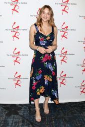 Hunter King - Young and The Restless Fan Club Luncheon in Burbank 06/23/2019