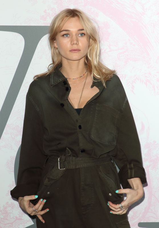 Immy Waterhouse - Victoria and Albert Museum Summer Party in London 06/19/2019