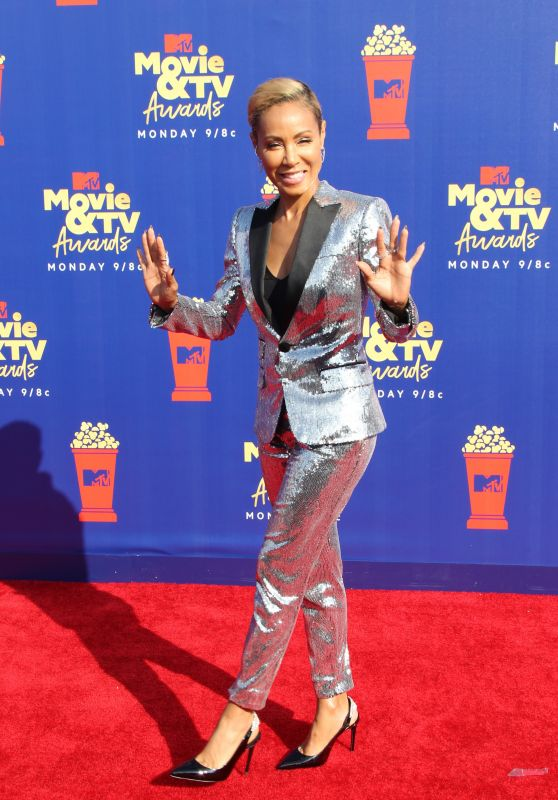 Jada Pinkett Smith – 2019 MTV Movie & TV Awards in LA