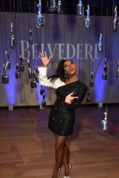 """Janelle Monae - """"A Beautiful Future"""" Limited Edition Bottle Launch in NYC"""