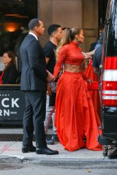 Jennifer Lopez – Arriving at the CFDA Fashion Awards in NYC 06/03/2019