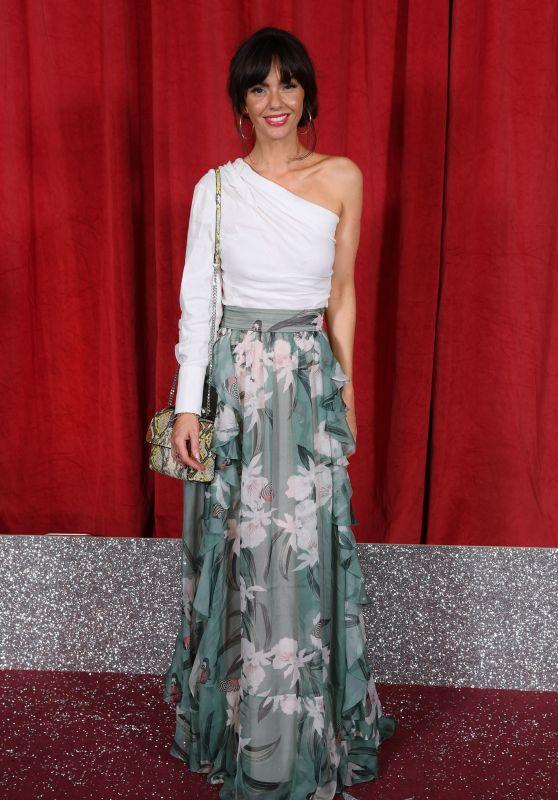Jennifer Metcalfe – British Soap Awards 2019