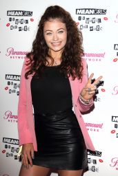 """Jess Impiazzi – Paramount Network Presentation of """"Mean Girls: The Movie and More"""" in London 06/12/2019"""