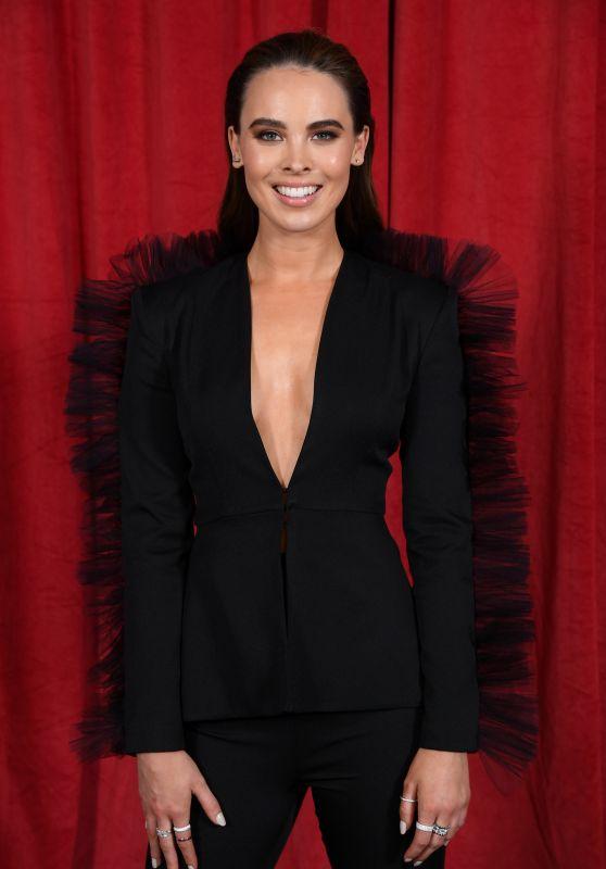 Jessamy Stoddart – British Soap Awards 2019