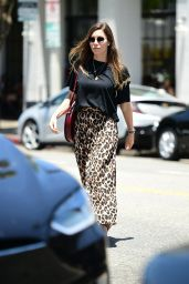 Jessica Biel - Out in Studio City 06/10/2019