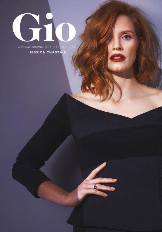 Jessica Chastain - Gio Journal 2019