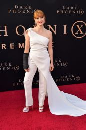 """Jessica Chastain – """"X-Men: Dark Phoenix"""" Premiere in Hollywood"""