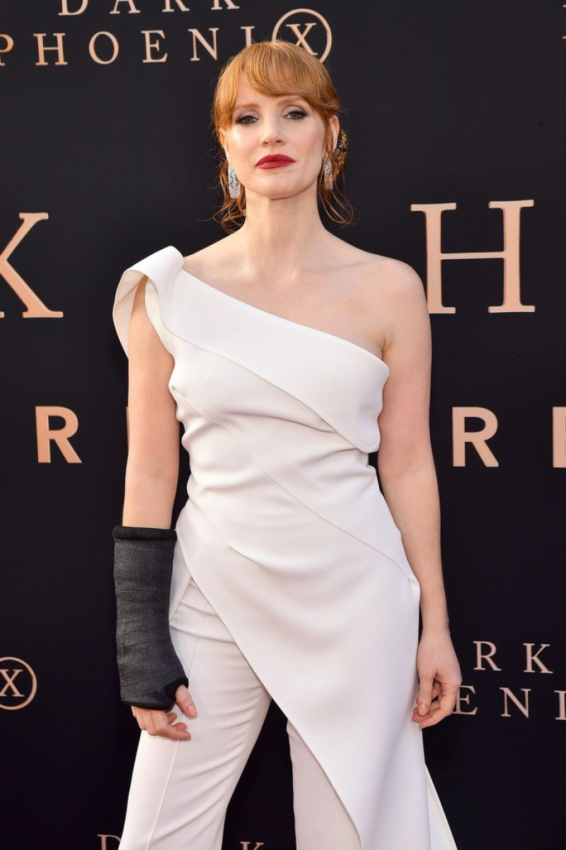 "Jessica Chastain – ""X-Men: Dark Phoenix"" Premiere in Hollywood"