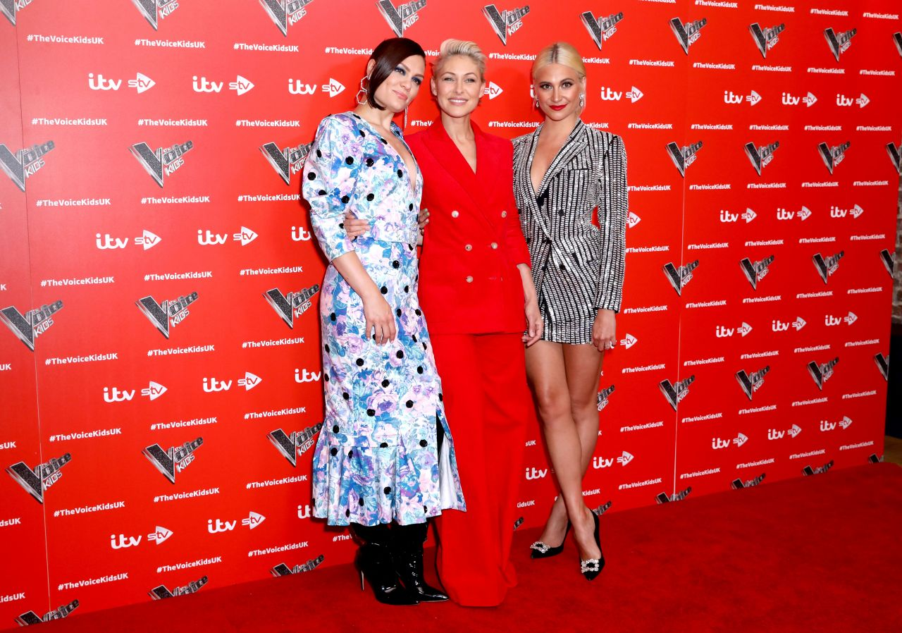 The Voice Kids Photocall In London 06/05/2019