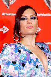 Jessie J - The Voice Kids Photocall in London 06/05/2019